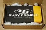 RUDY PROJECT FREEON Yellow Smoke Black